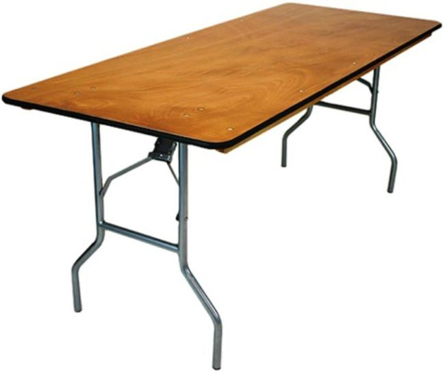 Plywood Folding Tables Commercial Wood Folding Tables