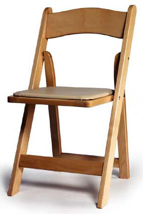NEW YORK WOOD FOLDING CHAIRS