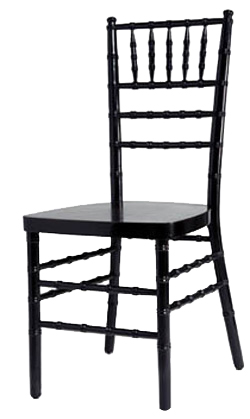 Black Chiavari Chair # 770B