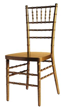 Gold Chiavari Chair # 770G
