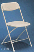 foldng chairs, resin folding chairs, stacking chivari