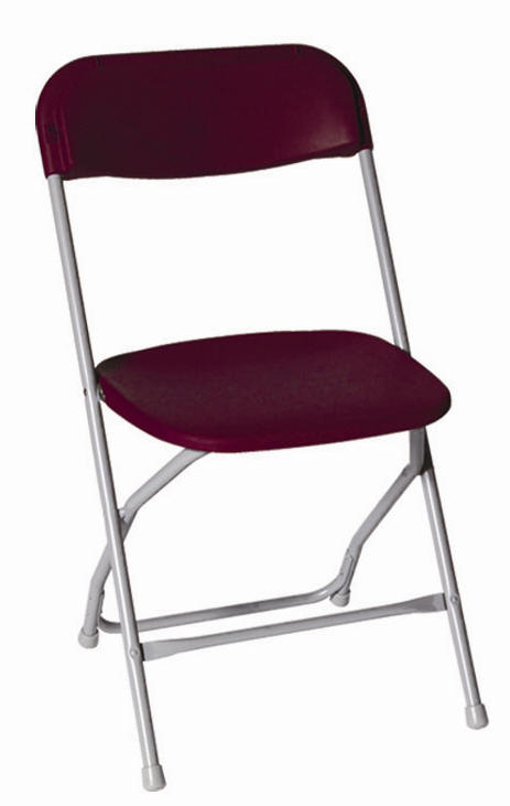 Folding Chair Wooden Chairs Resin Cushion Gray Metal Tables Laminate
